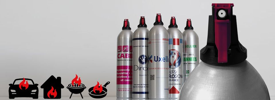 <span class='clips'>Aerosol Extinguisher</span>